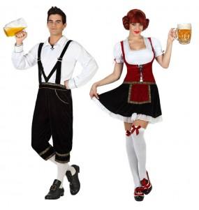 Déguisements Allemands Oktoberfest