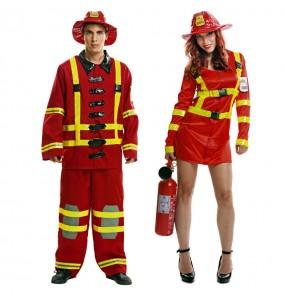 Déguisements Pompiers