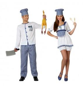 Déguisements Cuisiniers