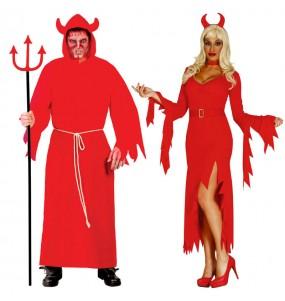 Déguisements Diables Enfer