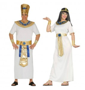 Déguisements Égyptiens Blancs