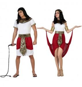 Déguisements Égyptiens Rouges