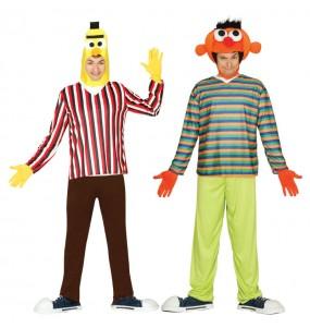 Déguisements Ernest et Bart