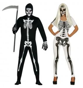 Déguisements Squelettes Nouveaux