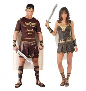 Déguisements Gladiateurs Romains