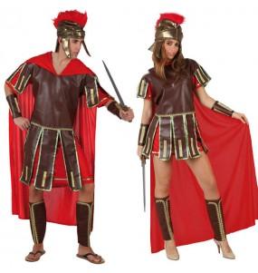 Déguisements Guerriers Romains Cirque
