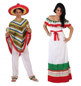 Déguisements Méxicains