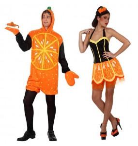 Déguisements Oranges