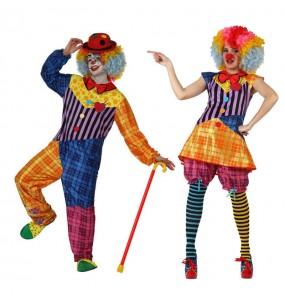 Déguisements Clowns Luxe