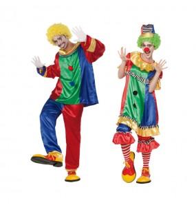 Déguisements Clowns