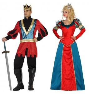 Déguisements Rois Moyen Âge Luxe