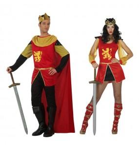 Déguisements Rois Moyen Âge