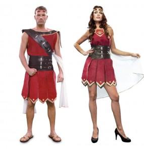 Déguisements Guerriers Romains