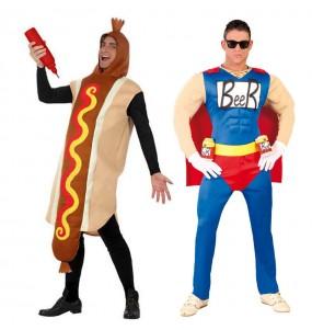 Déguisements Hot Dog et Beerman