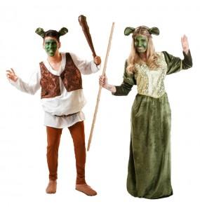 Déguisements Shrek