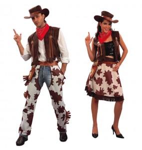 Déguisements Cowboys Ouest Américain