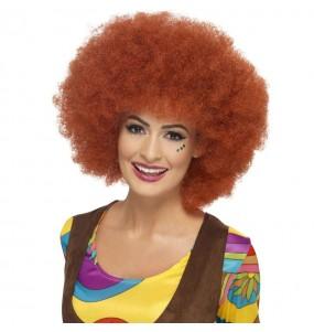 Perruque Afro châtaigne
