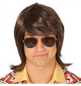 Perruque Disco des années 70's