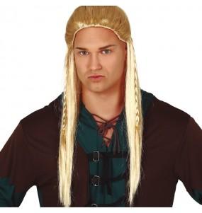 Perruque Legolas blonde