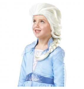 Perruque Elsa Frozen– Disney™