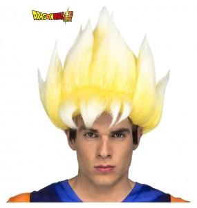 Perruque Goku Super Saiyan Adulte