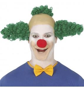 Perruque Krusty le clown