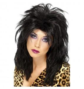 Perruque Popstar années 80