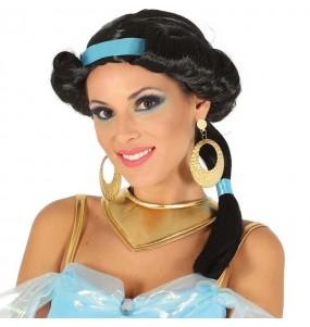 Perruque Princesse Jasmine