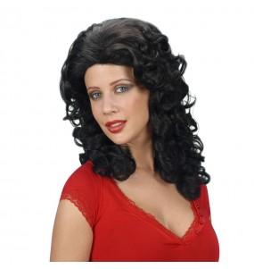 Perruque Rita Noire
