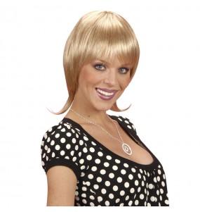 Perruque Céline Blonde