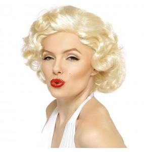 Perruque Blonde Marilyn Monroe