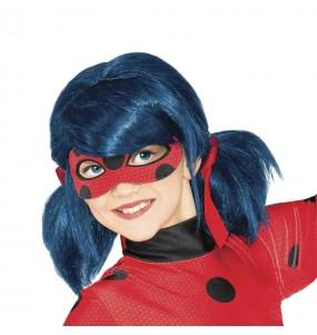 Perruque Ladybug® pour fille