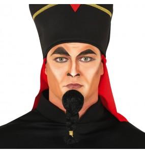 Bouc avec tresse Jafar