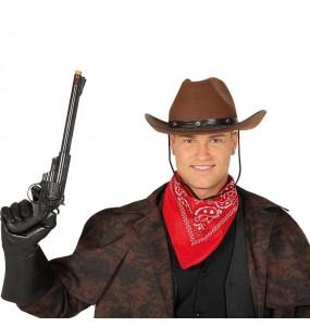 Pistolet à canon long
