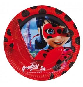 Plats grands anniversaire Ladybug®