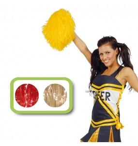Paire Pom Pom Cheerleader