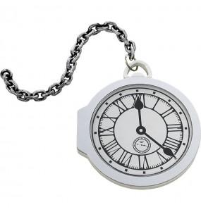 Horloge Lapin Blanc en Alice au Pays des Merveilles
