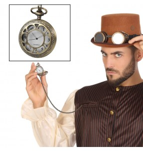 Horloge Steampunk