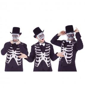 Demi-masque Squelette