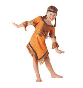 Déguisement Indienne Cherokee Enfant