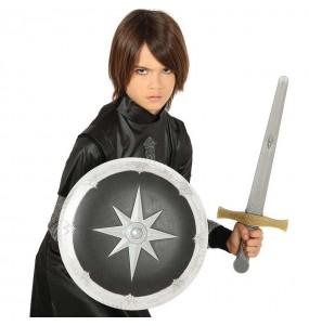 Set Bouclier et épée médiévale