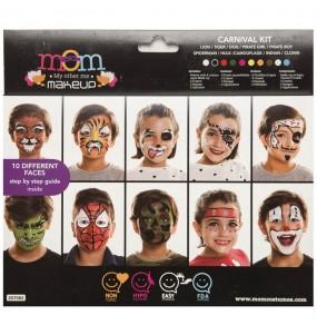 Kit maquillage Carnaval enfant