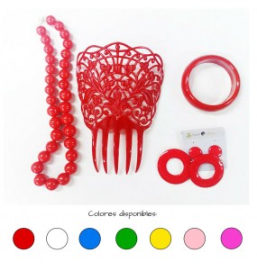 Kit de Sévillane (Flamenco)