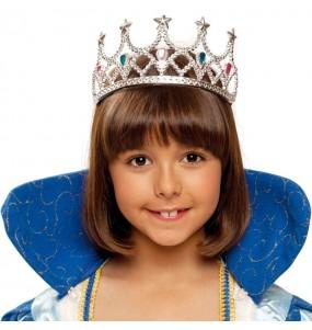 Couronne Princesse Argent