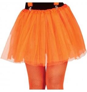 Tutu Orange pour femme pas cher