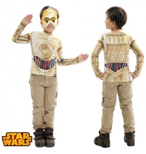 Tee-shirt C-3PO Enfant - Star Wars®