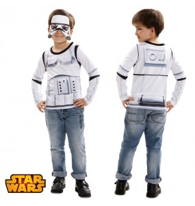 Tee-shirt Stormtrooper Enfant - Star Wars®