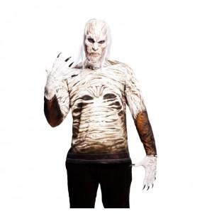 Tee-shirt Marcheur Blanc Le Trône de Fer
