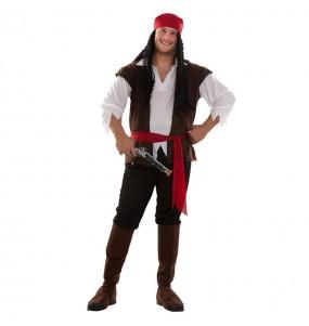 Déguisement Pirate avec Gilet