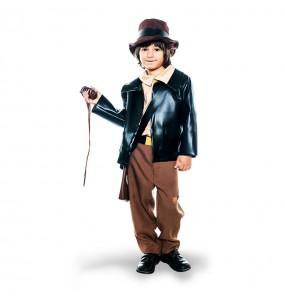 Déguisement Archéologue Indiana Jones Garçon